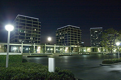 Office buildings :: Fashion Island in Newport Beach