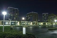 Office buildings :: Fashion Island in Newport Beach